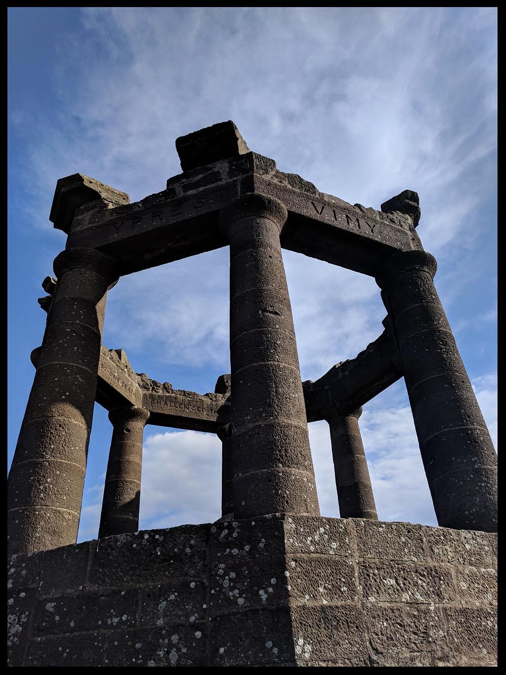Stonehaven's War Memorial