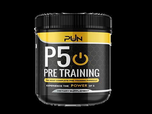 P5 Power Of 5 Pre Training Formula