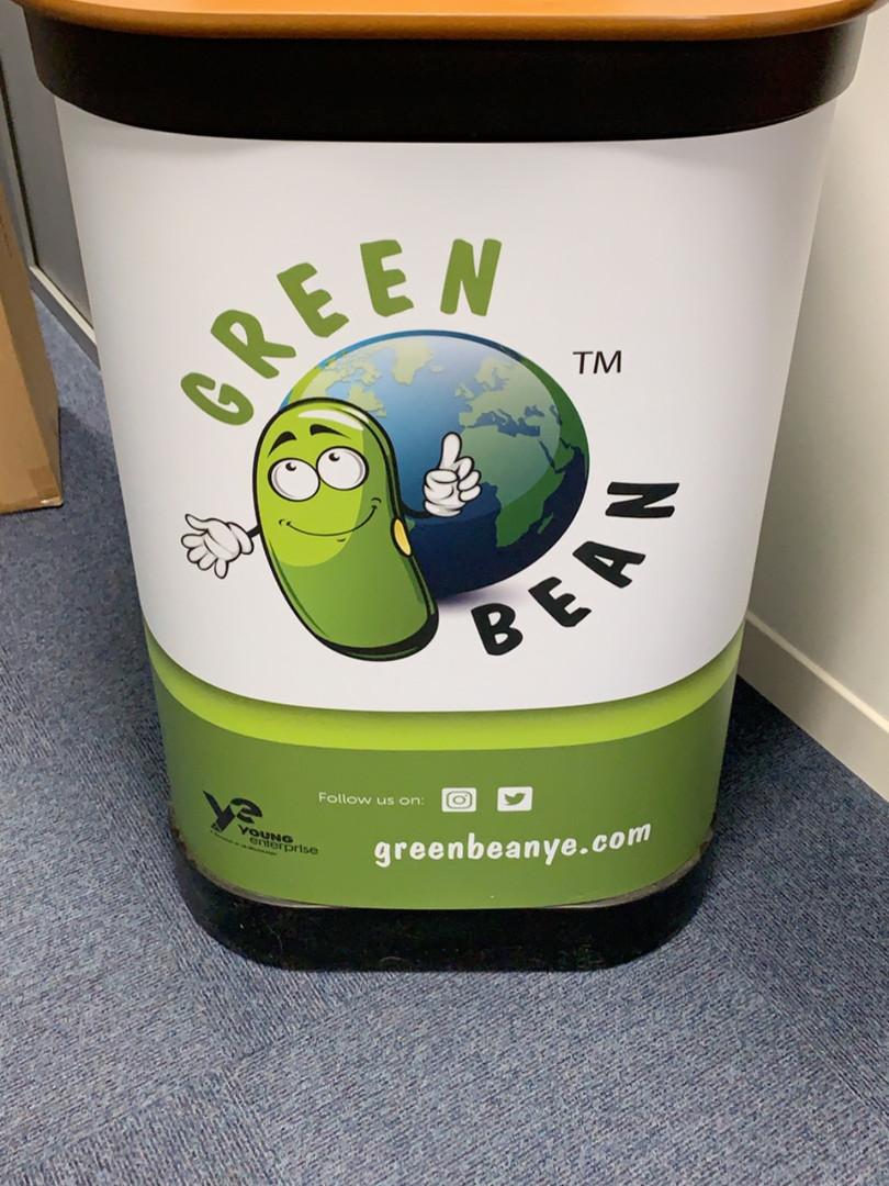 Podium for GreenBean