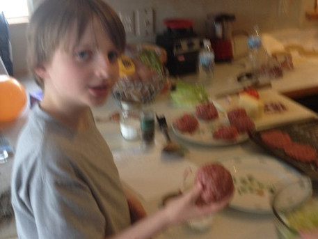 Kids In The Kitchen- A MUST!