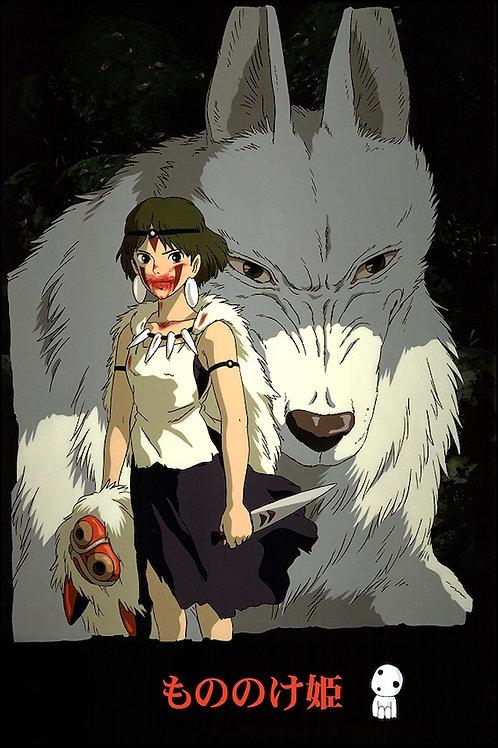 Princess Mononoke (poster)