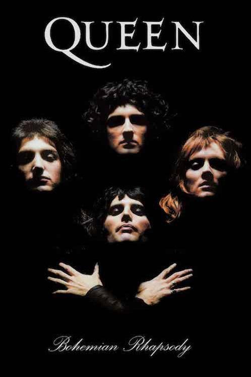 Bohemian Rhapsody (poster)