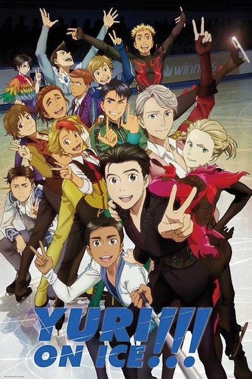 Yuri On Ice (poster)