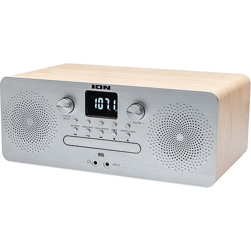 ION Air CD Pro (with Bluetooth)