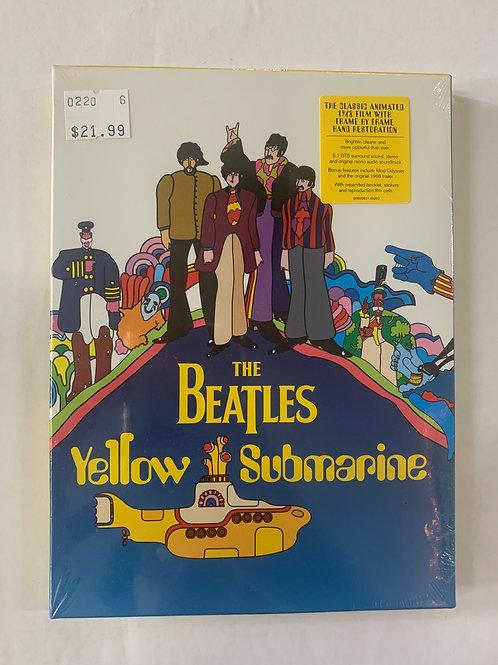 The Beatles: Yellow Submarine (DVD)