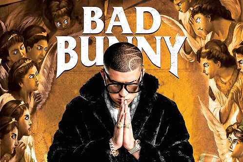 Bad Bunny (poster)