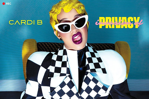 Cardi B (poster)