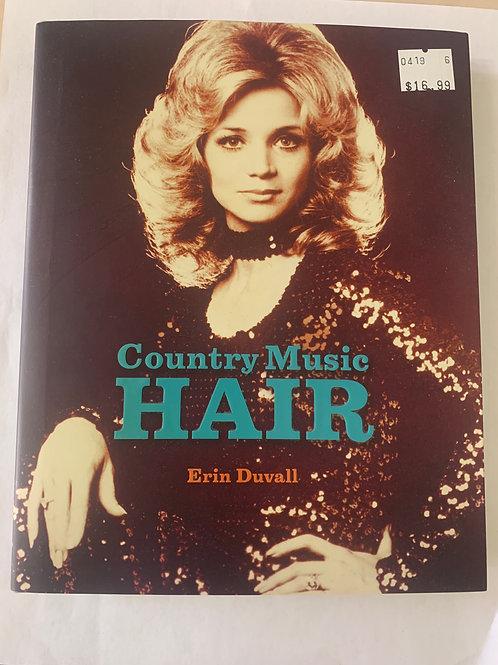 Country Music Hair (Book)