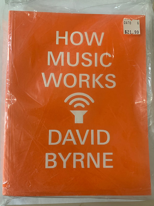 How Music Works (Book)