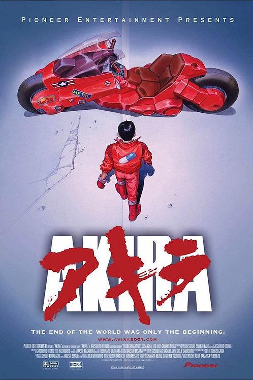 Akira (poster)
