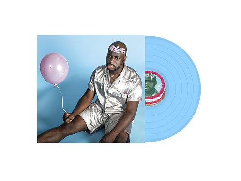 NNAMDI - BRAT (Blue vinyl)