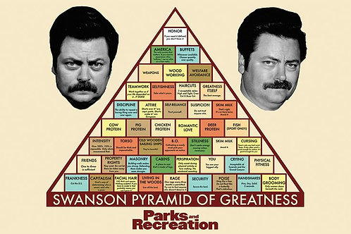 Parks & Recreation (poster)