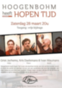 Trio Hoogenbohm