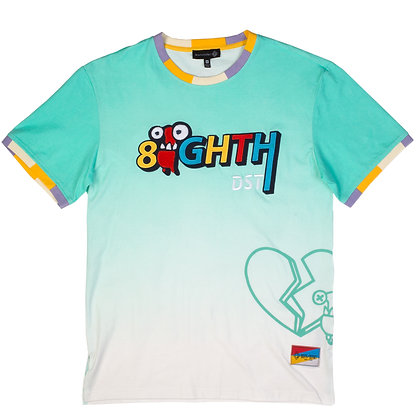 DS9002 GAME CHRACTER GRAPHIC TEE SHIRT