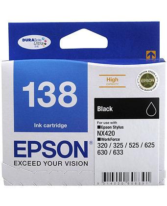 EPSON 138 BLACK
