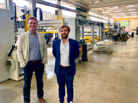 Hempitecture Secures Purchase Order with Global Equipment Manufacturer
