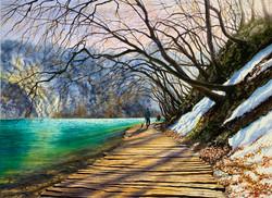 Plitvicka Jezera Spring