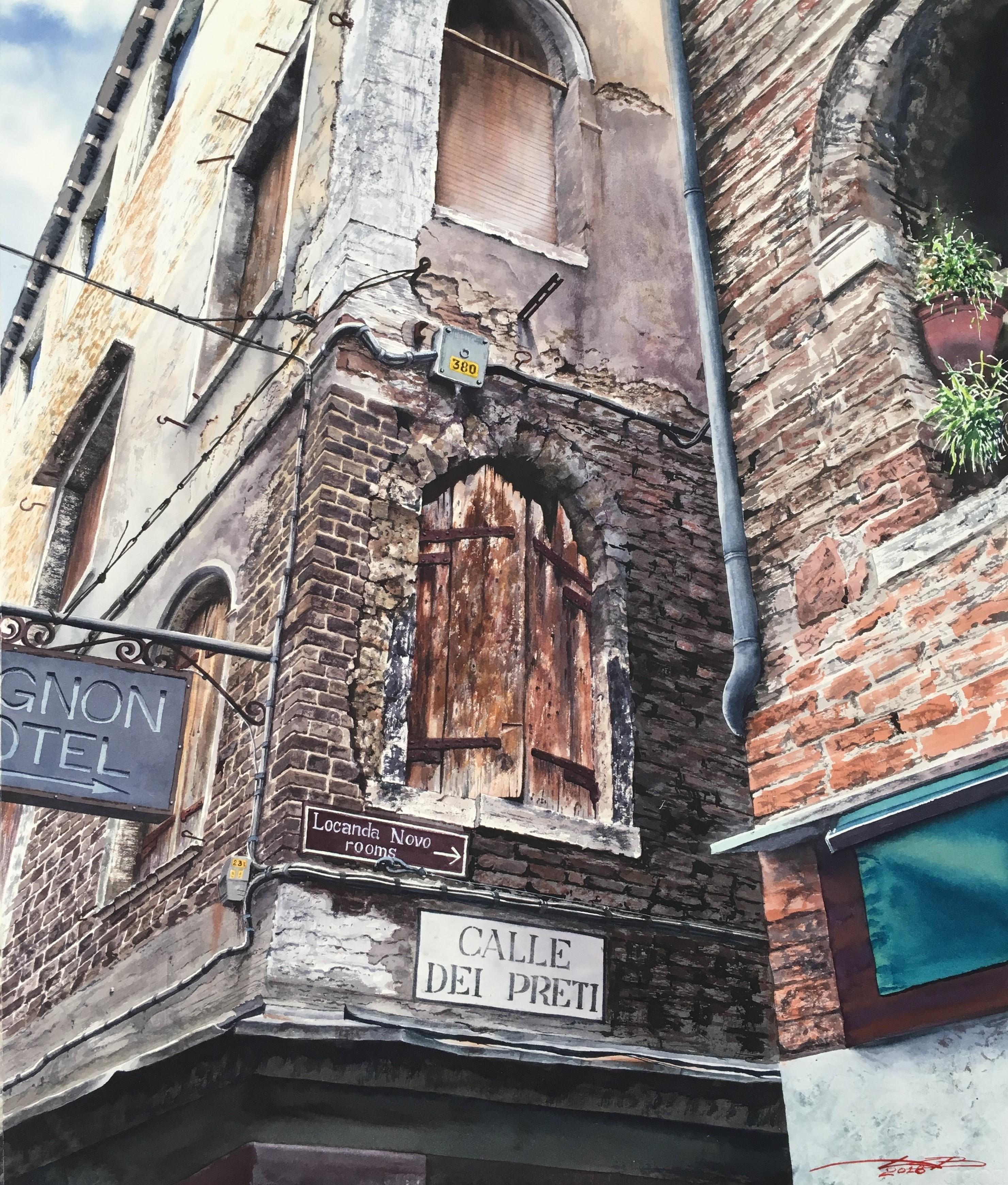Venetian nook