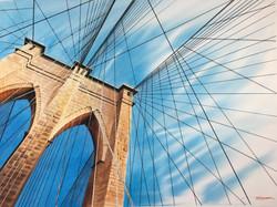 Бруклинский мост.
