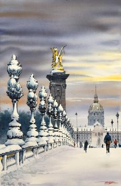 Pont AlexandreIII Paris