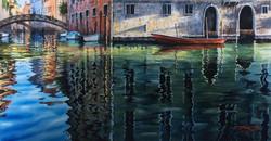 Morning in Venice (оформлена)