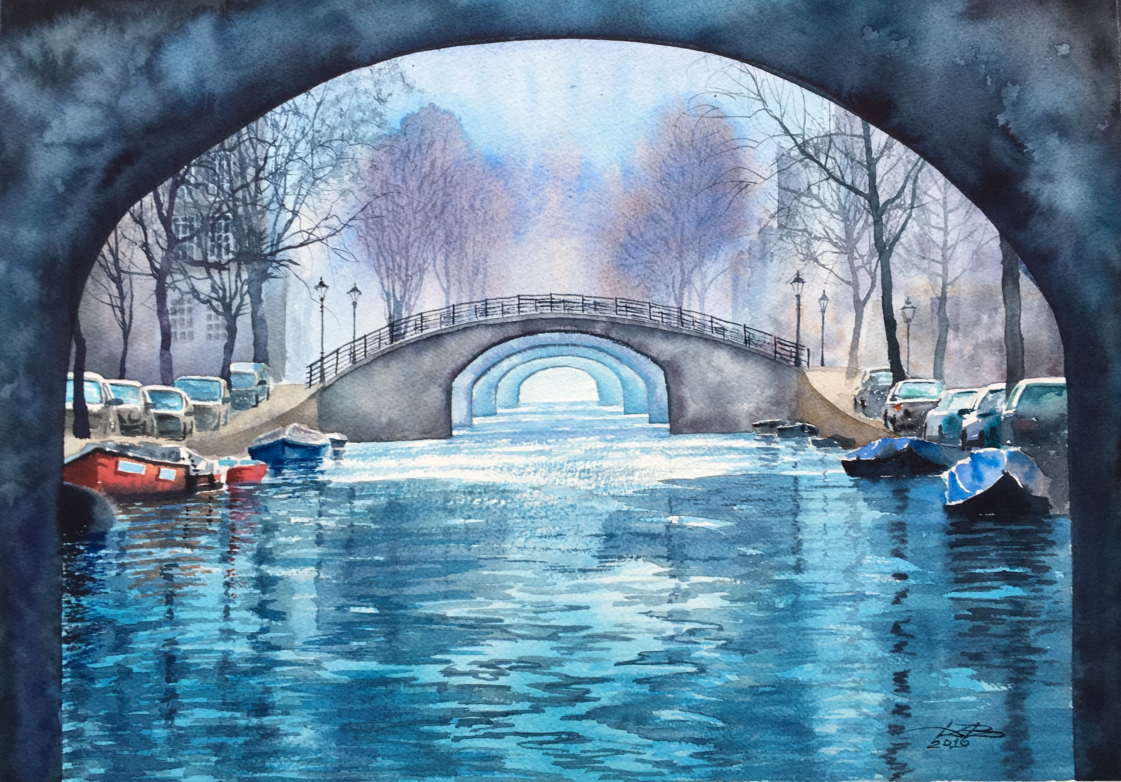 5 мостов