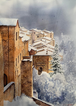 Winter in Italy