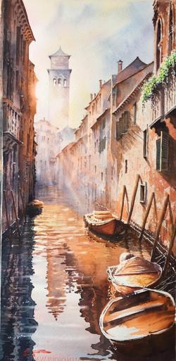 Morning light. Venezia.