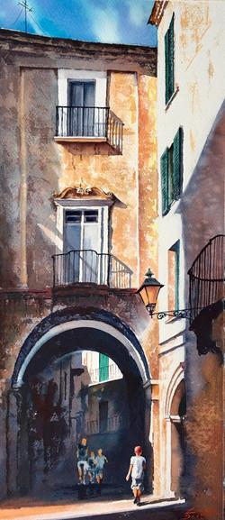 Shadow. Bari/ Italy