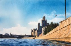 Котельническая набережная Москвы