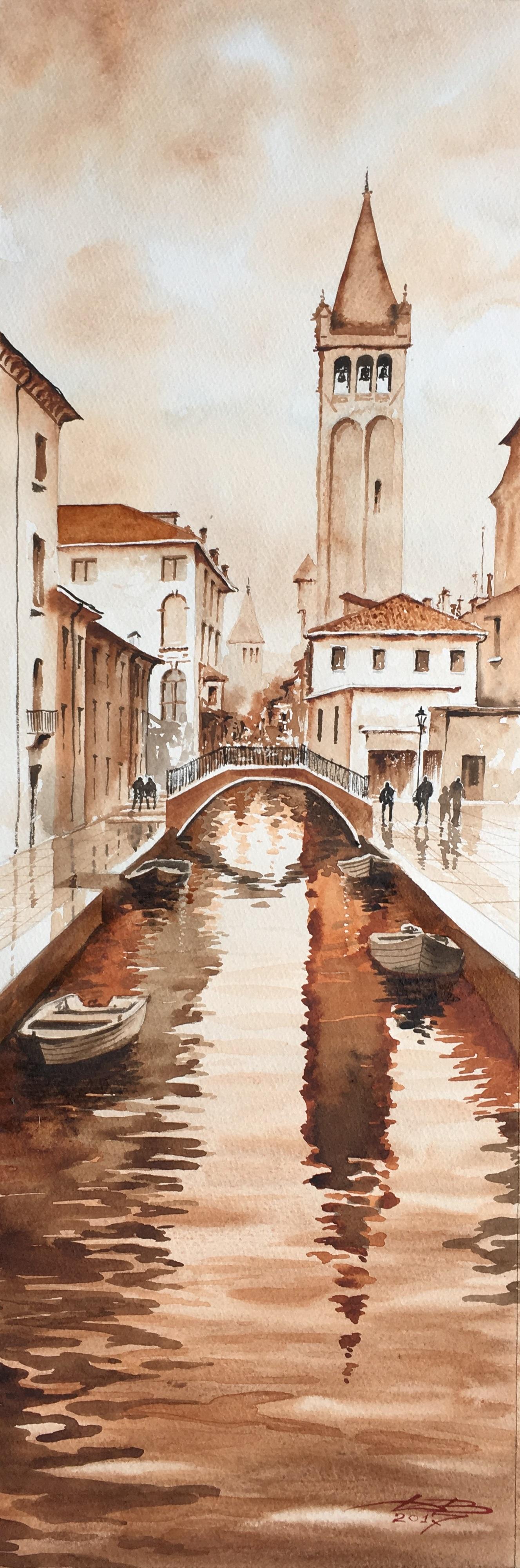 Monochrome Venice