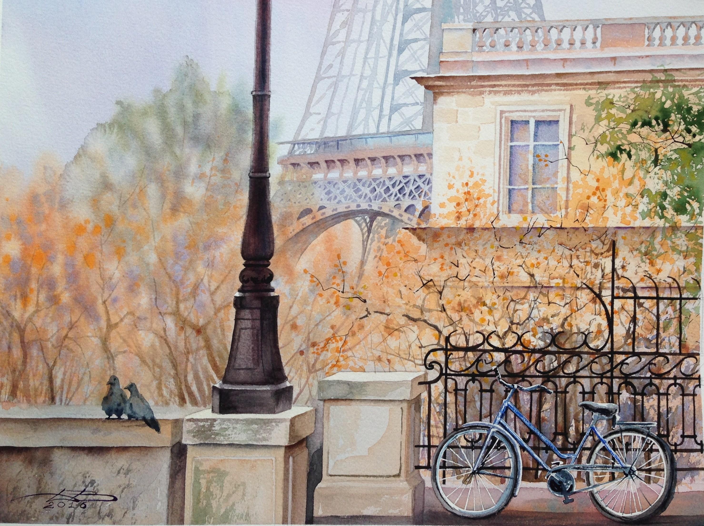 Тихий Париж