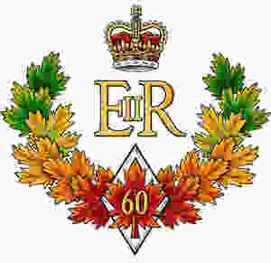 Diamond Jubilee logo.