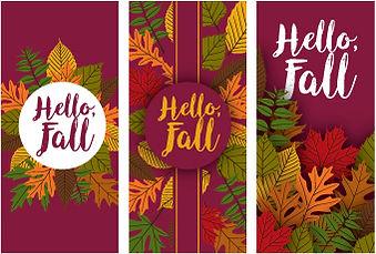 Hello Merlot street banner designs.