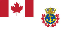 Royal Canadian Sea Cadet Flag