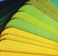 Close up view of DuraMatte Polyester.