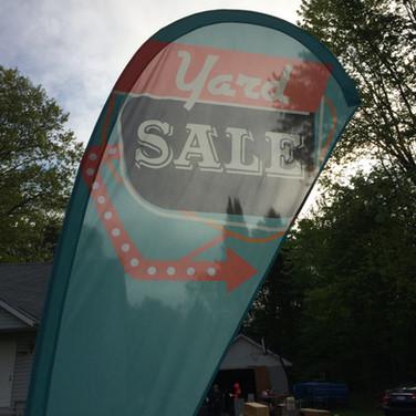 DDII Small Drop for a Yard Sale