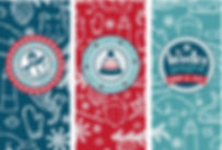 Winter Banners from Flags Unlimited