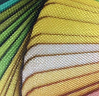 Close up vew of DuraLux Polyester.