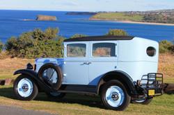 1927 Chevrolet Sedan