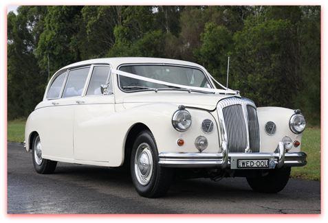 1965 Daimler Majestic Limousine