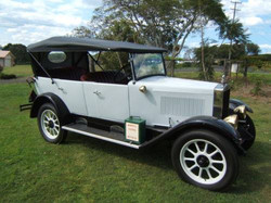 1926 Morris Cowley Sports Tourer