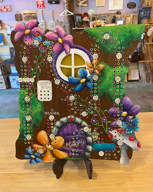 Whimsy's House Cribboard