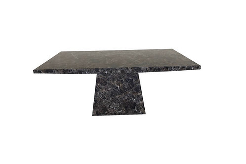 Maurice Villency Style Marble Dining Table