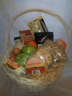 Vermont Breakfast Basket