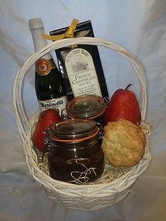 Bakery Box Basket