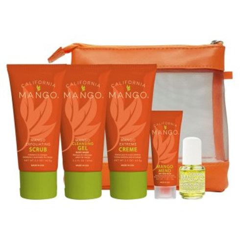 Mango to Go Travel Kit (Extra Dry Skin)