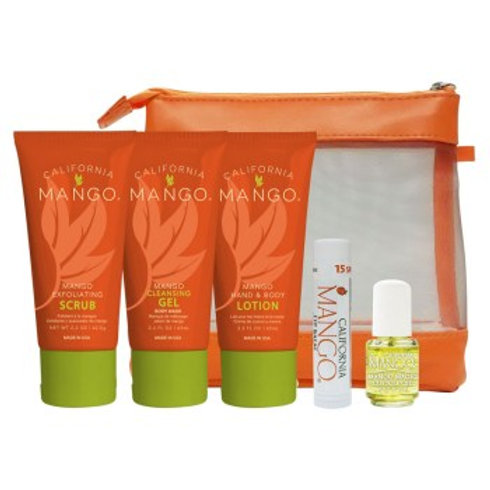Mango to Go Travel Kit (Normal to Dry Skin)