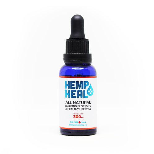 Hemp Heal 300mg Tinture