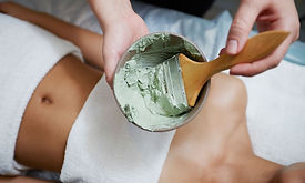 Seaweed Wrap, Body Wrap,